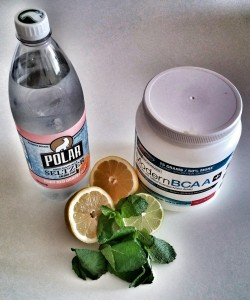 A few fresh ingredients take BCAAs in a new direction.
