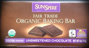 I am shocked and awed by this 100% dark SunSpire bar.