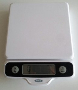 This food scale was indispensable in helping me learn how to get ripped.